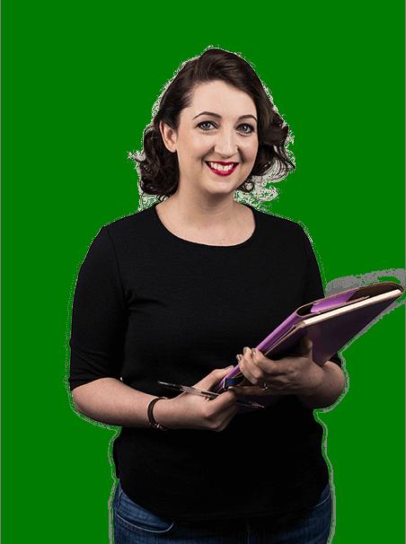 Lorraine Simpson, Managing Director - The Lines Between